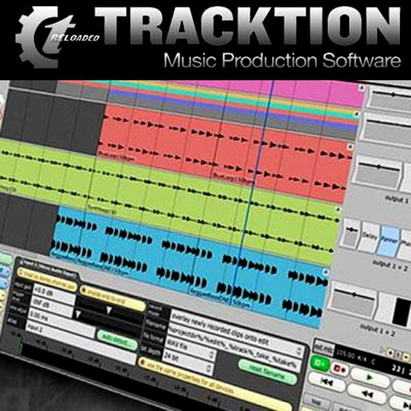 Tracktion Software Tracktion v6.3.0 Incl Patched and Keygen R2R WiN/OSX/LiNUX